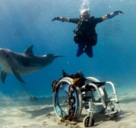 Diving For Peoples With Disabilities